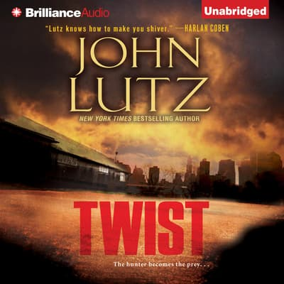 Twist by John Lutz audiobook