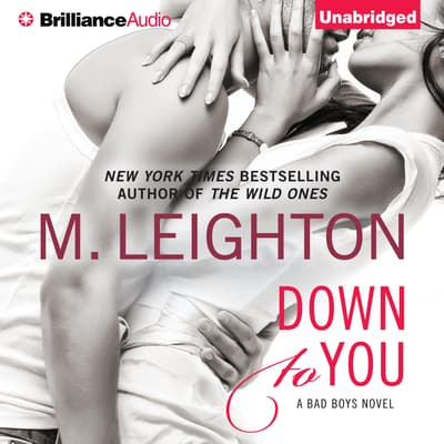 Down to You by M. Leighton audiobook
