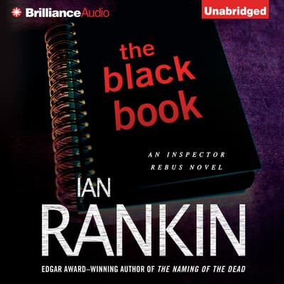 The Black Book by Ian Rankin audiobook