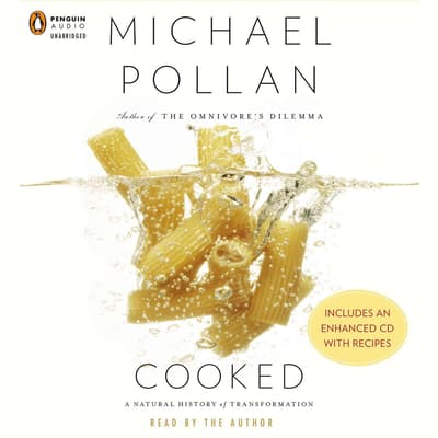 Cooked by Michael Pollan audiobook