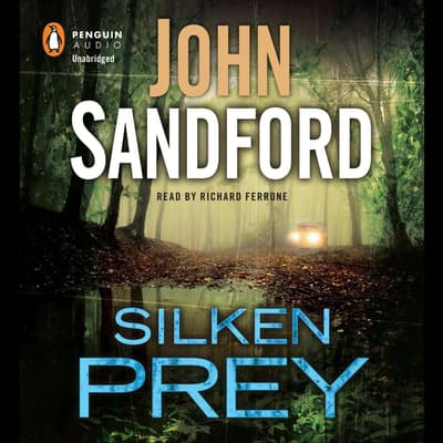 Silken Prey by John Sandford audiobook