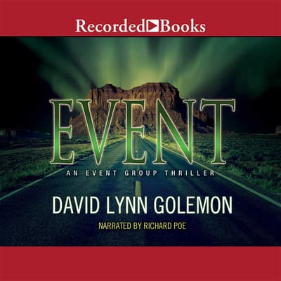 Event by David L. Golemon audiobook