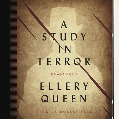 A Study in Terror by Ellery Queen audiobook