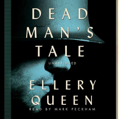 Dead Man's Tale by Ellery Queen audiobook