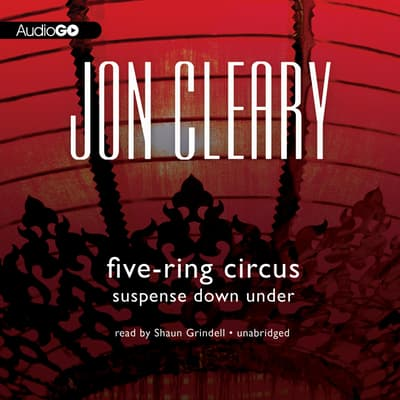 Five-Ring Circus by Jon Cleary audiobook