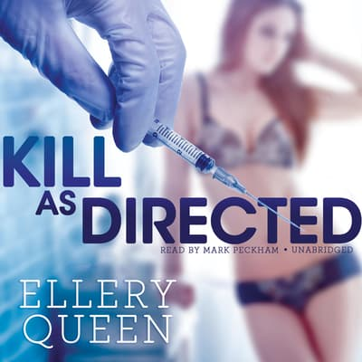 Kill as Directed by Ellery Queen audiobook