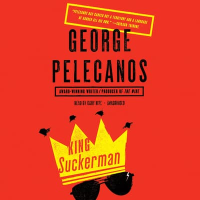 King Suckerman by George P. Pelecanos audiobook