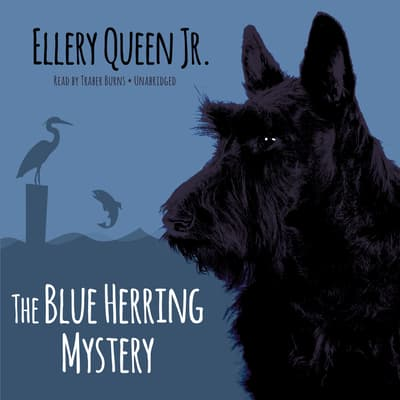 The Blue Herring Mystery by Ellery Queen audiobook