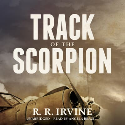 Track of the Scorpion by Robert R. Irvine audiobook