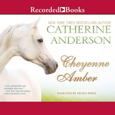 Cheyenne Amber by Catherine Anderson audiobook