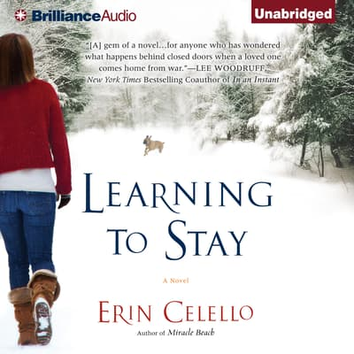 Learning to Stay by Erin Celello audiobook