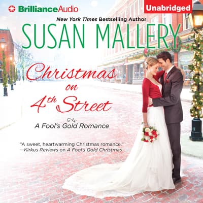 Christmas on 4th Street by Susan Mallery audiobook