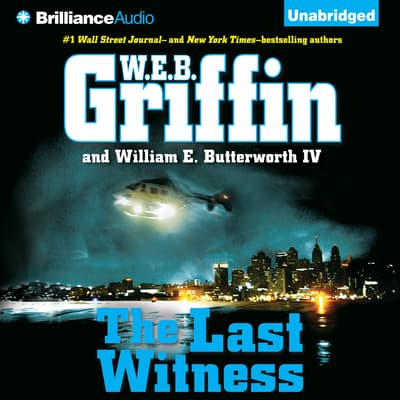 The Last Witness by W. E. B. Griffin audiobook
