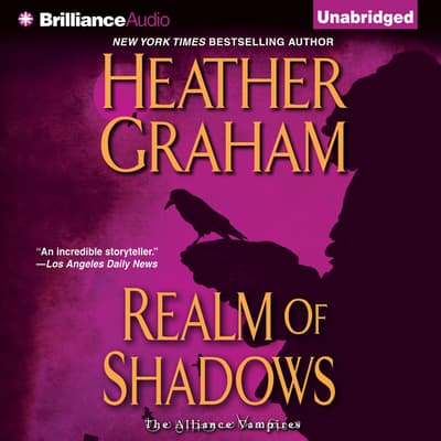 Realm of Shadows by Heather Graham audiobook