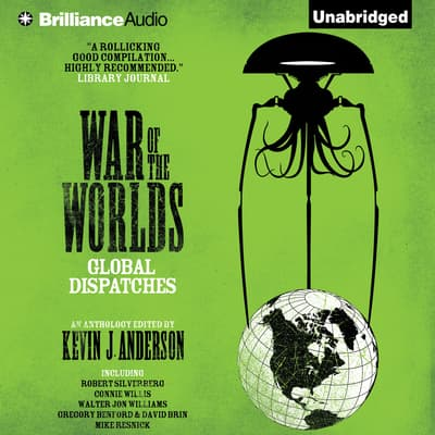 War of the Worlds by Kevin J. Anderson audiobook