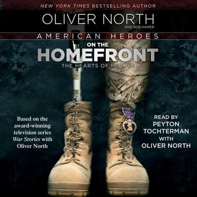 American Heroes on the Homefront by Oliver North audiobook