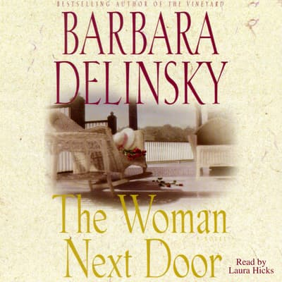 The Woman Next Door by Barbara Delinsky audiobook