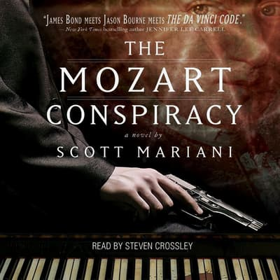 The Mozart Conspiracy by Scott Mariani audiobook