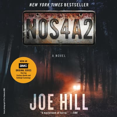NOS4A2 by Joe Hill audiobook