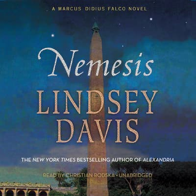 Nemesis by Lindsey Davis audiobook