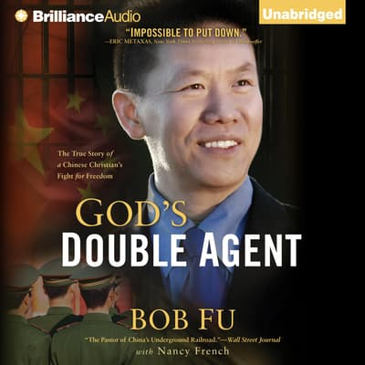 God's Double Agent by Bob Fu audiobook