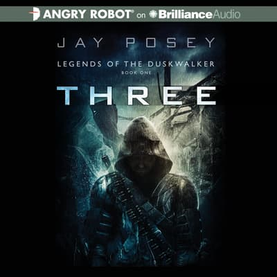 Three by Jay Posey audiobook