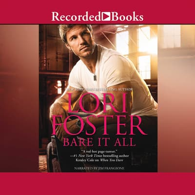 Bare It All by Lori Foster audiobook