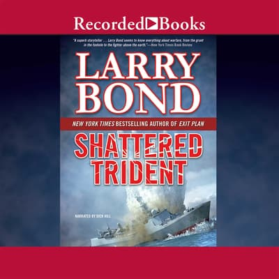 Shattered Trident by Larry Bond audiobook