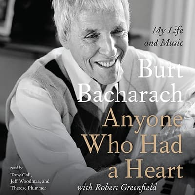 Anyone Who Had a Heart by Burt Bacharach audiobook