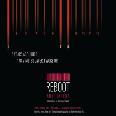 Reboot by Amy Tintera audiobook