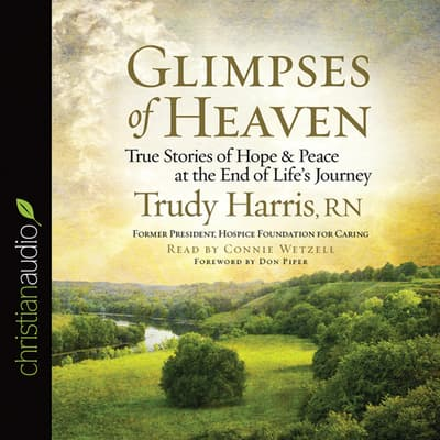 Glimpses of Heaven by Trudy Harris audiobook
