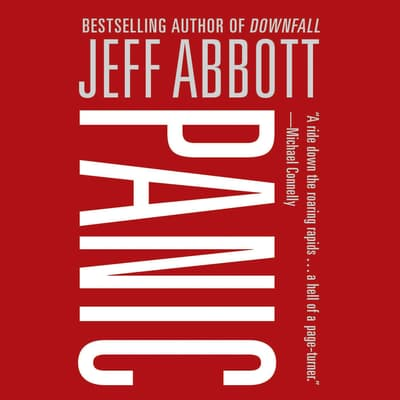Panic by Jeff Abbott audiobook