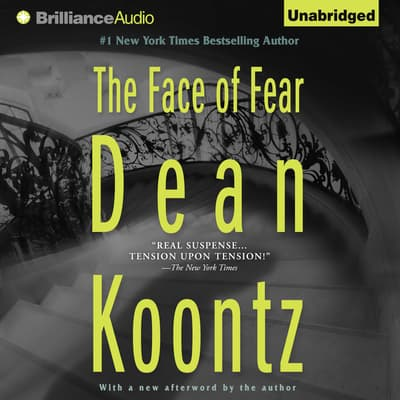 The Face of Fear by Dean Koontz audiobook