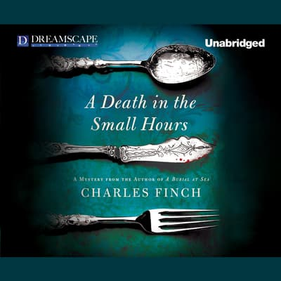 A Death in the Small Hours by Charles Finch audiobook