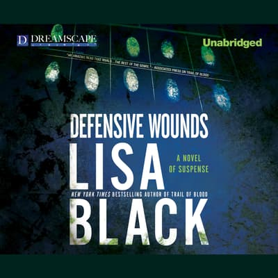 Defensive Wounds by Lisa Black audiobook