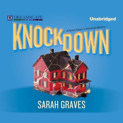 Knockdown by Sarah Graves audiobook