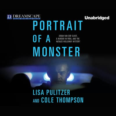 Portrait of a Monster by Cole Thompson audiobook