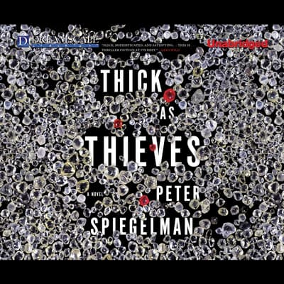 Thick as Thieves by Peter Spiegelman audiobook