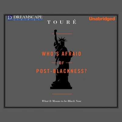 Who's Afraid of Post-Blackness? by Touré  audiobook