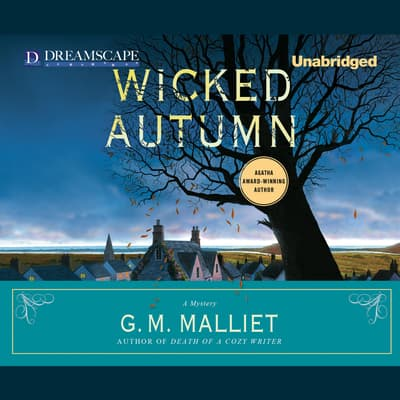 Wicked Autumn by G. M. Malliet audiobook
