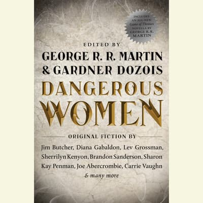 Dangerous Women by George R. R. Martin audiobook