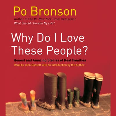 Why Do I Love These People? by Po Bronson audiobook