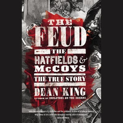 The Feud by Dean King audiobook