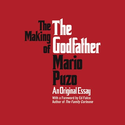 The Making of the Godfather by Mario Puzo audiobook