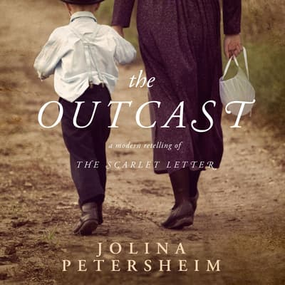 The Outcast by Jolina Petersheim audiobook