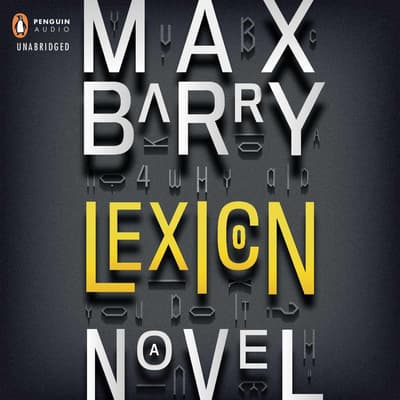 Lexicon by Max Barry audiobook