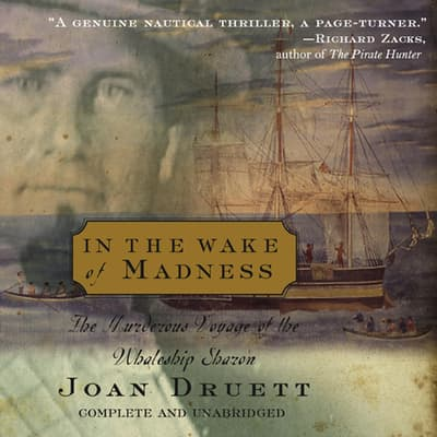 In the Wake of Madness by Joan Druett audiobook
