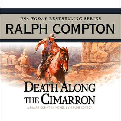Death Along the Cimarron by Ralph Compton audiobook
