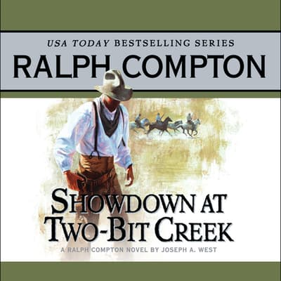 Showdown at Two Bit Creek by Ralph Compton audiobook