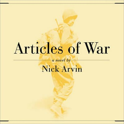 Articles of War by Nick Arvin audiobook